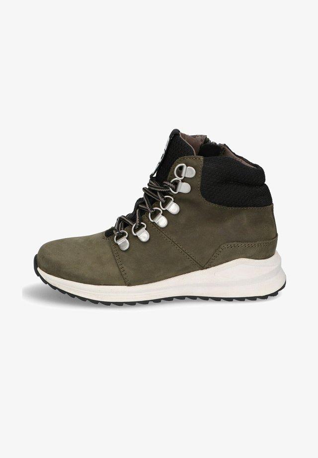 TOMMY TIM - Sneakers hoog - green