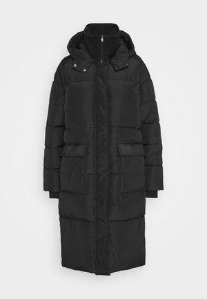 SRSIGNE PUFFER COAT - Płaszcz zimowy - black
