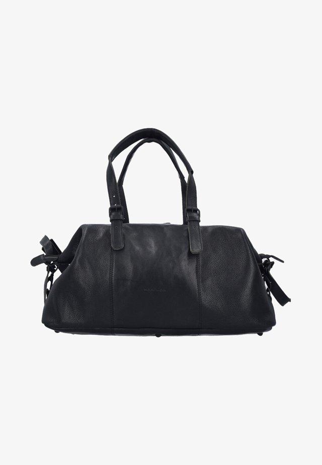 JOHAN P - Weekend bag - black