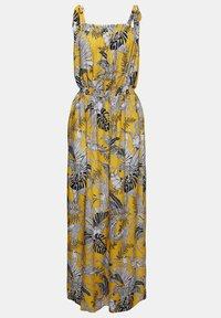 Esprit - Maxi dress - yellow - 8