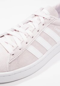 adidas Originals - CAMPUS - Sneakers - orchid tint/footwear white/crystal white - 2
