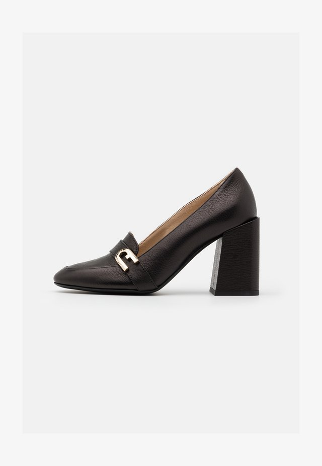 DECOLLETE - Zapatos altos - nero