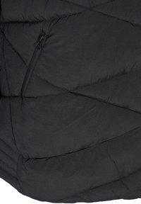 Zizzi - MIT KAPUZE - Talvitakki - black - 4
