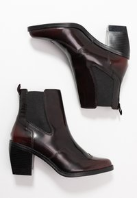 G-Star - TACOMA - Ankle boots - dark bordeaux - 3