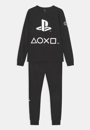 NKMPLAYSTATION   - Pyjama set - black