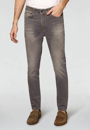 Jeans slim fit - grigio chiaro