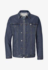 HROLF - Denim jacket - blau