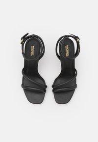 MICHAEL Michael Kors - HAZEL ANKLE STRAP - Sandals - black - 4