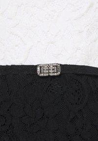Lauren Ralph Lauren - DERBY - Koktejlové šaty/ šaty na párty - black/white - 2