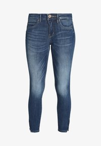 ONLY - ONLKENDELL - Jeans Skinny Fit - medium blue denim - 4