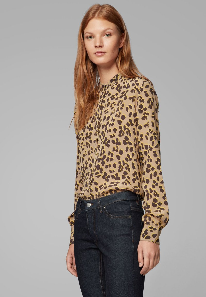 BOSS - EFELIZE - Button-down blouse - multi-coloured
