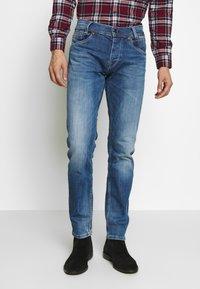 Pepe Jeans - SPIKE - Straight leg jeans - medium used - 0