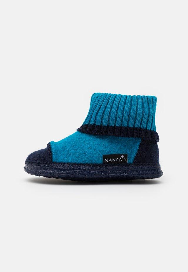 TAL - Domácí obuv - blau/türkis