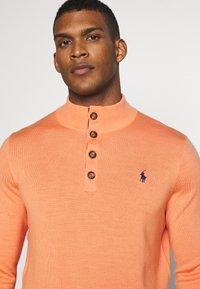 Polo Ralph Lauren Golf - LONG SLEEVE - Jumper - true orange - 3