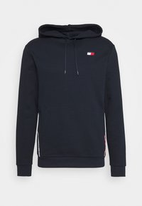 Tommy Hilfiger - PIPING HOODY - Hoodie - blue - 5
