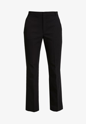 ZELLA KICKFLARE PANT - Pantaloni - black