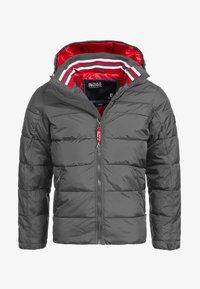 INDICODE JEANS - PHILPOT - Winter jacket - dark grey - 6
