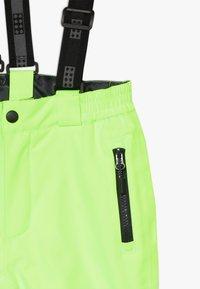 LEGO Wear - Snow pants - light green - 5