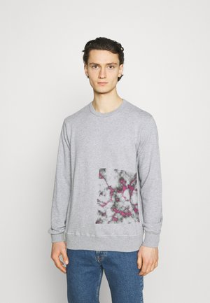 BARCODE - Sweatshirt - grey