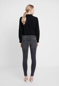 edc by Esprit - Jeans Skinny Fit - black medium wash - 0
