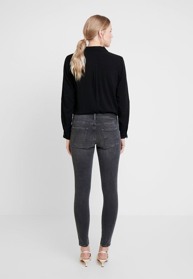 edc by Esprit - Jeans Skinny Fit - black medium wash