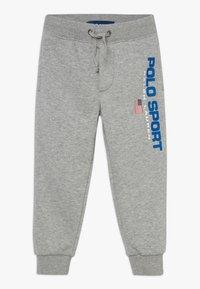 Polo Ralph Lauren - PANT BOTTOMS  - Pantalon de survêtement - andover heather - 0