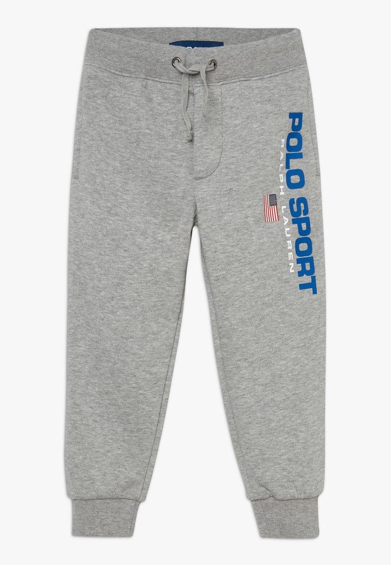 Polo Ralph Lauren - PANT BOTTOMS  - Pantalon de survêtement - andover heather