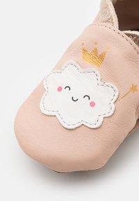 Robeez - PRINCESS CLOUD - First shoes - rose clair - 5