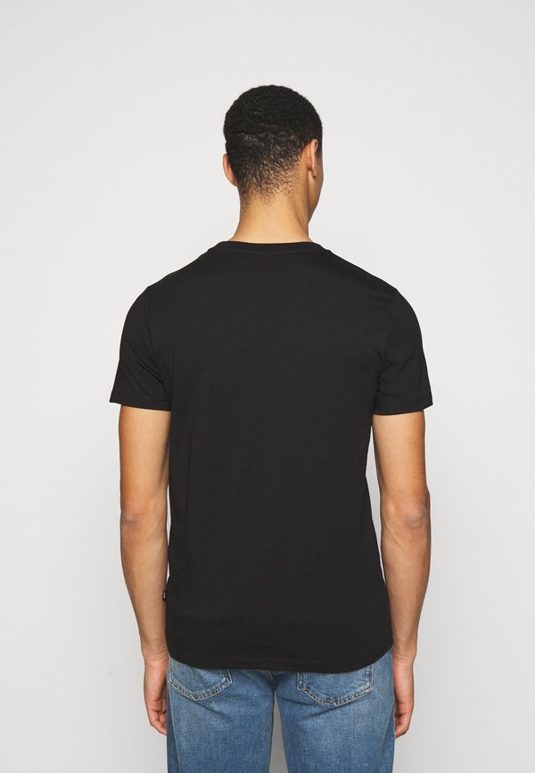 JOOP! ABRAMO - T-shirt z nadrukiem - black/czarny Odzież Męska IALB