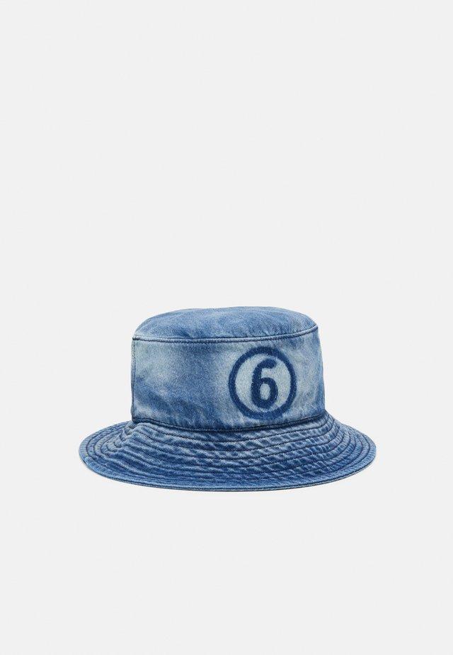 Klobouk - blue denim