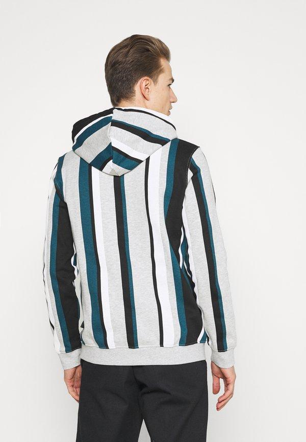 Pier One Bluza - grey/szary Odzież Męska UZAE