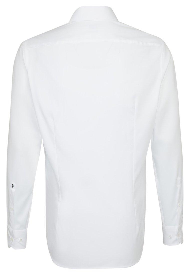 Seidensticker SHAPED FIT - Chemise classique - white