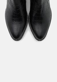 Copenhagen Shoes - BONNIE  - Ankle boots - black - 5