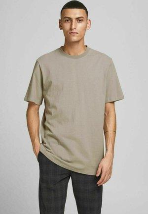 T-shirt basic - elephant skin