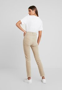 Weekday - EVE TROUSER - Trousers - sand - 2