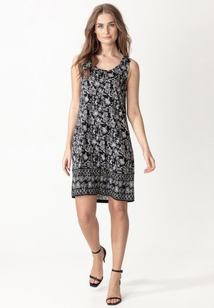DANYLYNN - Jersey dress - black