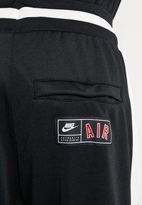 Nike Sportswear - AIR PANT - Træningsbukser - black/sail - 5