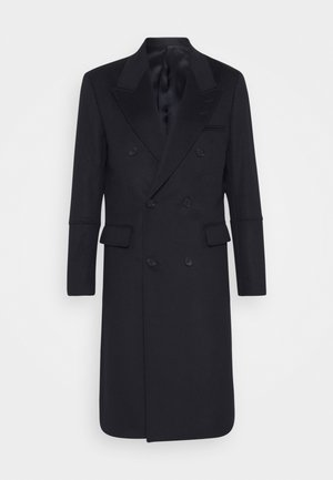 ANSON - Classic coat - light ink