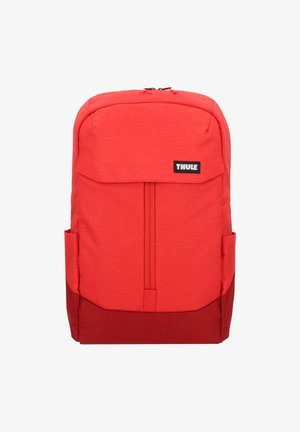 Rucksack - lava/red feather
