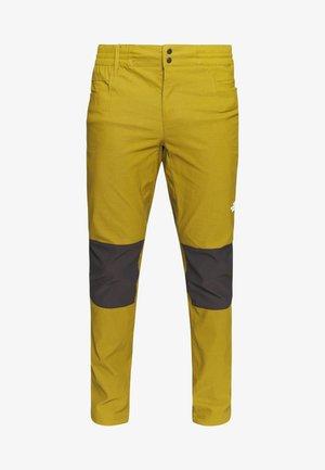 MEN'S CLIMB PANT - Trousers - fir green/black