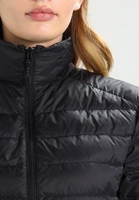 Urban Classics - LADIES BASIC JACKET - Dunjakke - black - 3