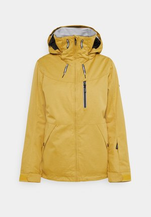 PRESENCE - Snowboard jacket - golden rod