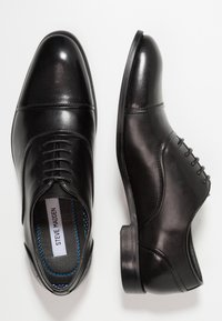 Steve Madden - ELWOOD - Business sko - black - 1