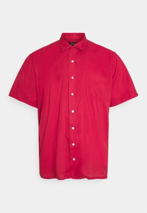 CLADY SHORT SLEEVE SPORT SHIRT - Skjorta - chili pepper