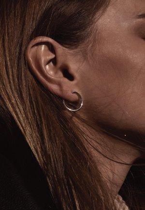 BAD HABITS  - Boucles d'oreilles - silver