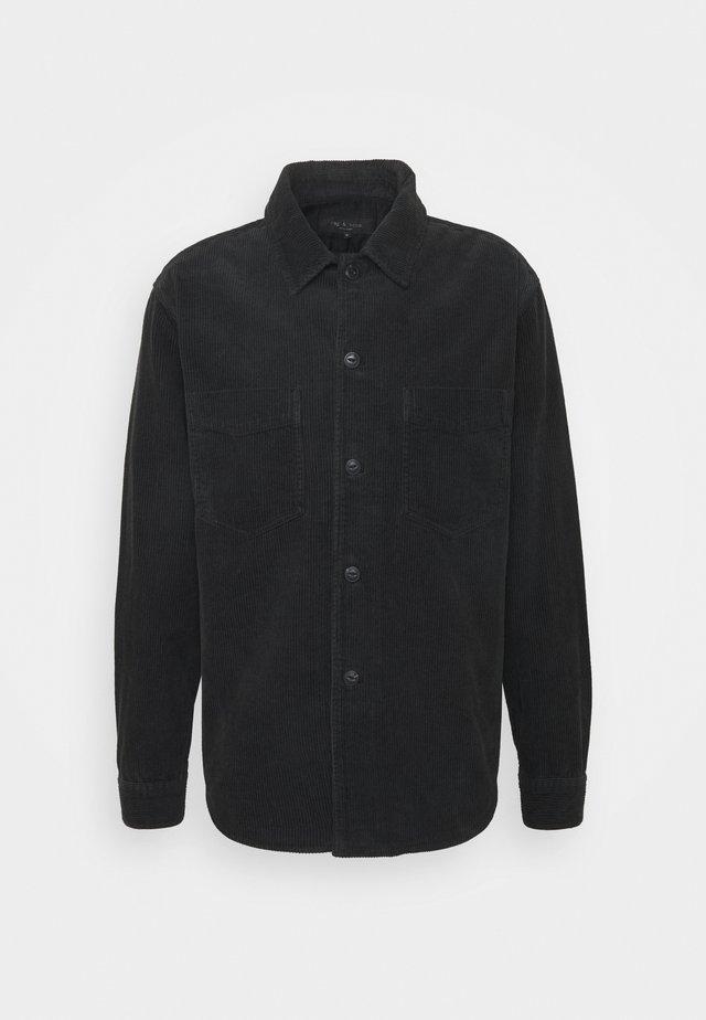HEATH  - Overhemd - black
