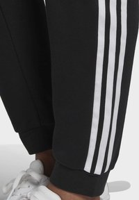 adidas Originals - SLIM CUFFED JOGGERS - Tracksuit bottoms - black - 5