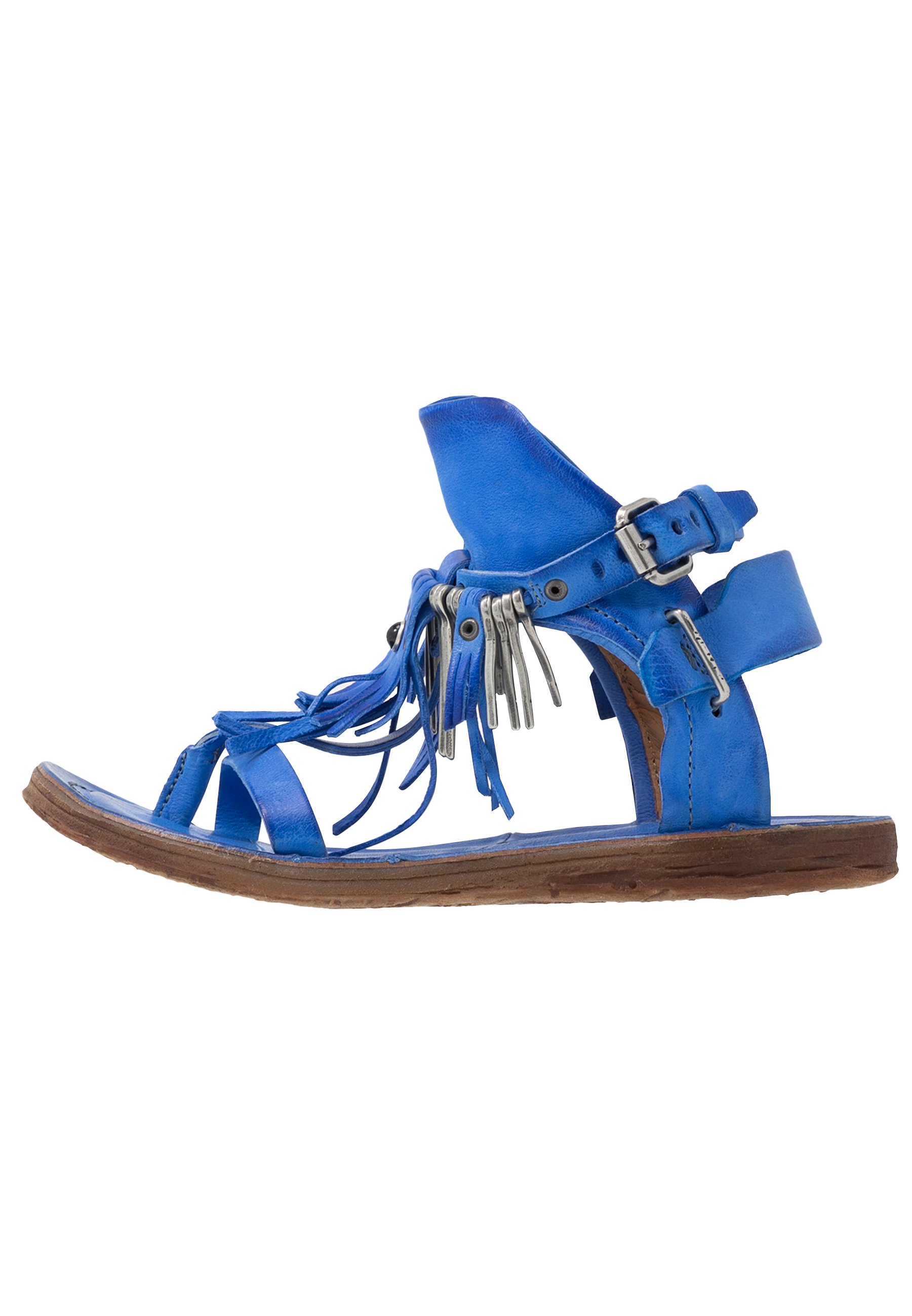A.s.98 Sandaler M/ Tåsplit - Blue
