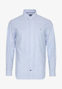 WASHED STRIPE BUTTON DOWN  - Skjorter - blue