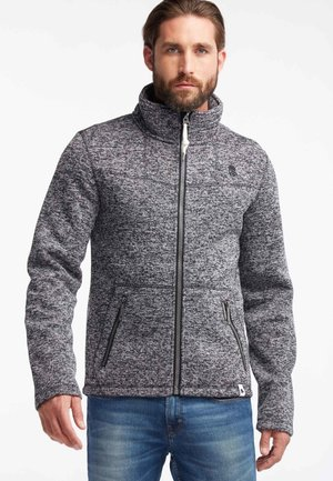Gilet - mottled grey